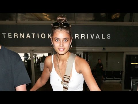 Model Taylor Hill Says She's Excited To See Kendrick Lamar Perform At Coachella