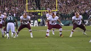 Sounds of the Game: Redskins vs. Eagles