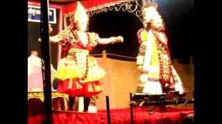 Dharmasthala mela in belthangadi  Chandrashekar Dharmasthala vs Padhmanabha