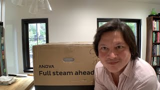 New Anova Precision Oven Unboxing