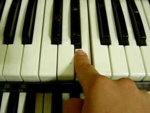 titanic piano tutorial (easy)