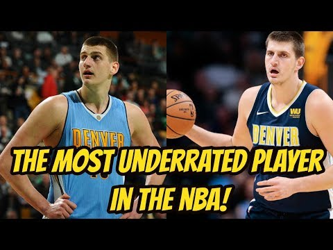 Why Nikola Jokic should be a 2018 All Star!