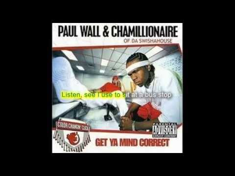 Chamillionaire & Paul Wall  My Money Gets Jealous Lyrics) Video