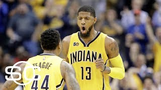 Paul George Trade Could Mean Playoffs For Lakers | SportsCenter | ESPN