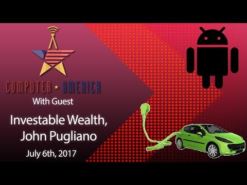 Investable Wealth Interview, 14 Million Android Devices Infected, Illinois Bans Tracking