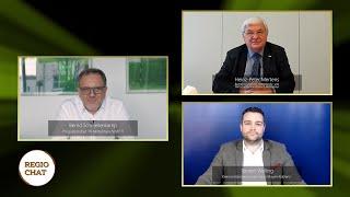 """""""Regio-Chat"""" mit Heinz-Peter Mertens & Torsten Welling"""