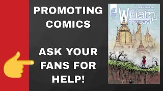 Promoting Comics: Don't Try To Do it Alone