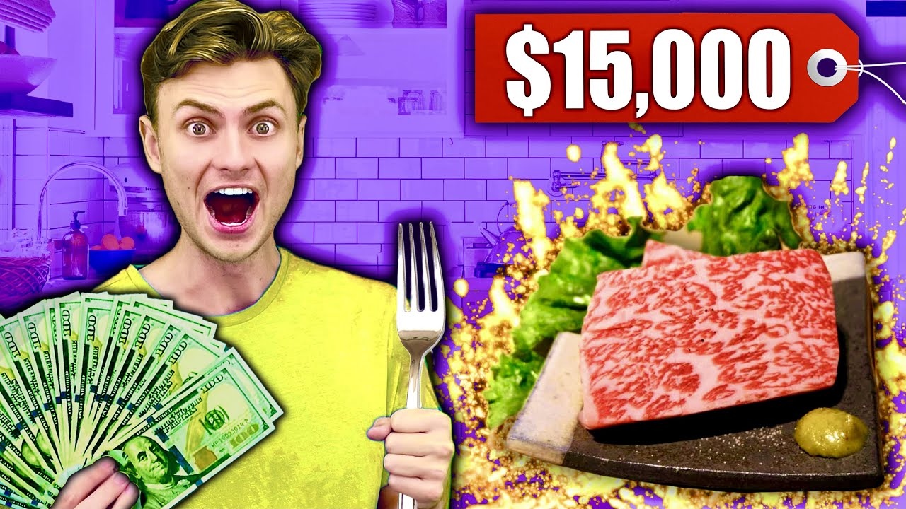 Worlds Most EXPENSIVE Food!