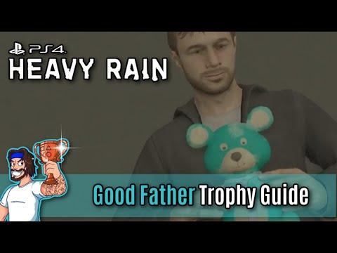 Heavy Rain - Good Father Trophy Guide - (Heavy Rain Platinum Trophy Guide)