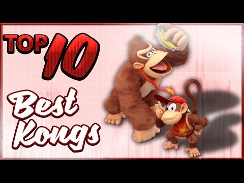 Top 10 Best Kongs - Donkey Kong Month
