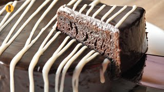 Easy Chocolate Cake Recipe By Food Fusion
