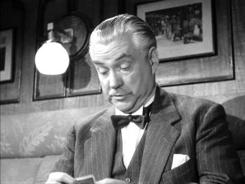 Sherlock Holmes TERROR BY NIGHT (1946) BASIL RATHBONE