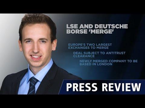 Fusion LSE+Deutsche Börse