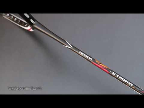 Yonex Duora Z-Strike Badminton Racket