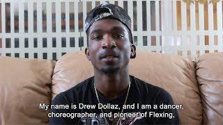 Love Revolution presents: Movement for Human Rights - Drew Dollaz (USA)
