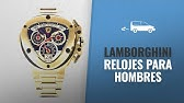 e20aefcab5a2 Tonino Lamborghini Wrist Watches For Men    New   Popular 2017 - YouTube