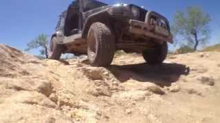 Jeeping With The Clash (Death Is A Star)