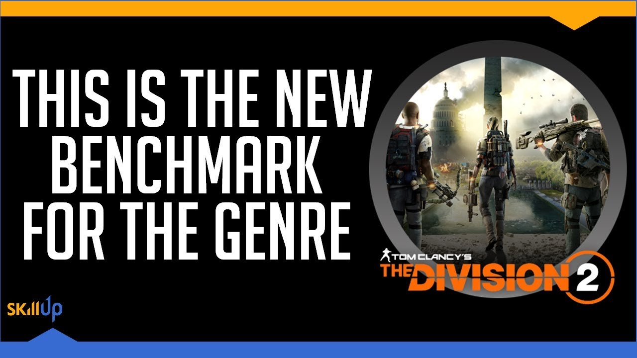 Tom Clancy's The Division 2 - A análise (2019) + vídeo