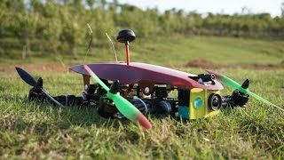 OFM Hyper 330 FPV Racing Quadcopter High Speed FPV 1