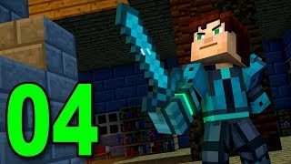 Minecraft: Story Mode - Part 4 - GIANT CONSEQUENCES