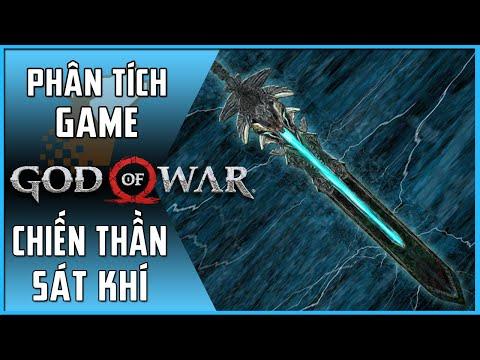 【God of War】Cốt Truyện & Giải Thích   Chiến Thần Sát Khí   Maximon Gaming