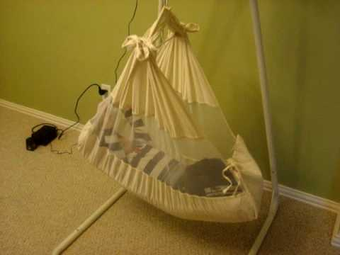 portable self rocking baby hammock   amby baby  with baby    www mamalittlehelper     youtube portable self rocking baby hammock   amby baby  with baby    www      rh   youtube