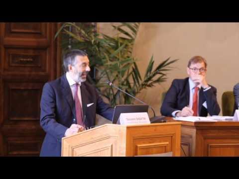EeMAP Event Rome 09.06.17 - Giovanni Sabatini Welcome Speech