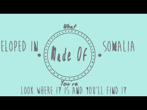 "What You're Made Of - ""Eloped In Somalia"" (Full Album Stream)"