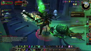 World of Warcraft Cathedral of Eternal Night: Mistress of Blades Dungeon World Quest Guide