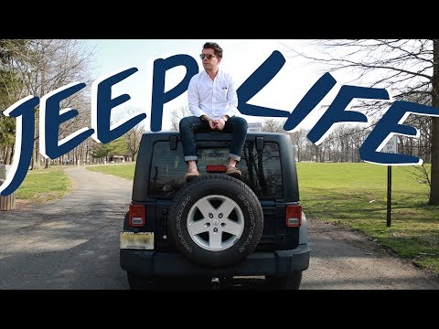 Why I Drive A JEEP Wrangler | OFF TOPIC