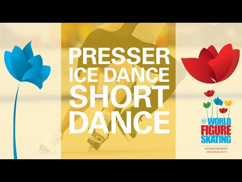 Short Dance Press Conference - Helsinki