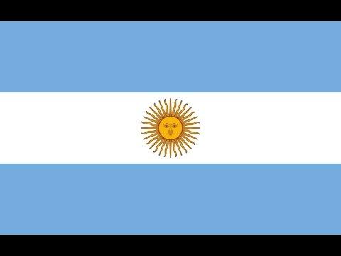Anthem of Argentina / Argentinien Hymne