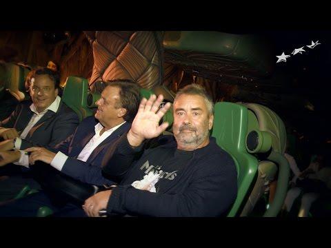 """Luc Besson besucht """"ARTHUR - Im Königreich der Minimoys"""""""