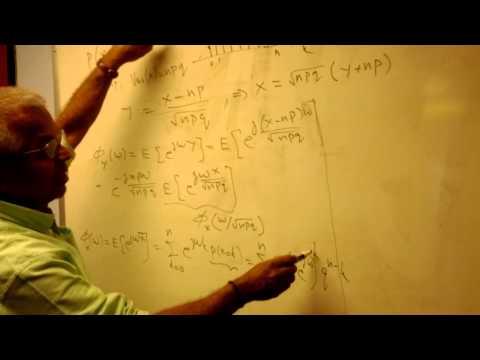Demoivre-Laplace Theorem