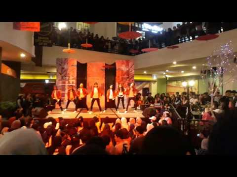 [170305] TRITIUM ( BTS Dance Cover ) at K-pop 사랑해 2017 Braga City Walk ( debute )