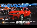 Chevrolet Salón Internacional del Automóvil de Detroit NAIAS 2017
