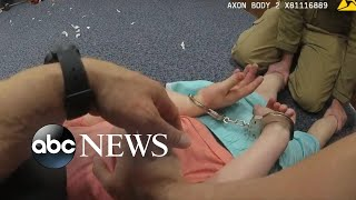 Outrage after boy with autism was handcuffed