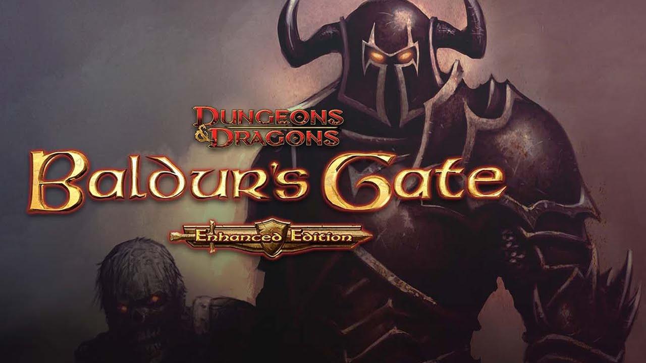 Baldur S Gate Enhanced Edition 1 Playthrough Blind German Deutsch Pc