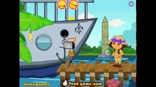 Dora Maya Pyramid Puzzle (Даша пазл: Пирамида Майя) - прохождение игры