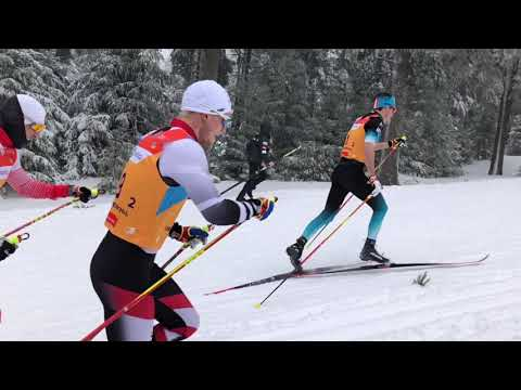 FIS NORDIC JUNIOR + U23 Cross-Country World Ski Championships Oberwiesenthal  2020, U23 Mixed Relay