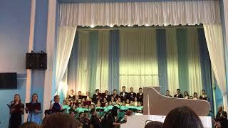 Людвиг ван Бетховен Фантазия ор 80 для фортепиано хора и оркестра 2