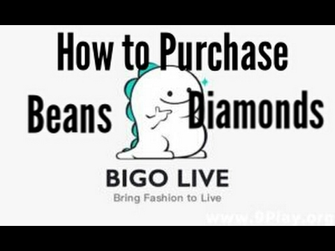 How to purchase beans and diamonds in bigo live app 2017.