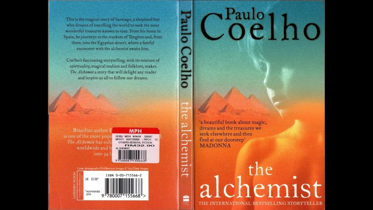 the alchemist by paulo coelho book summary