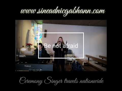be-not-afraid---piano-and-vocal---sinead-nic-gabhann
