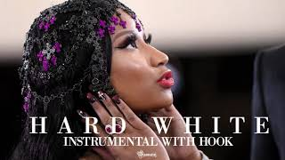 Nicki Minaj - Hard White (Instrumental with hook) Video