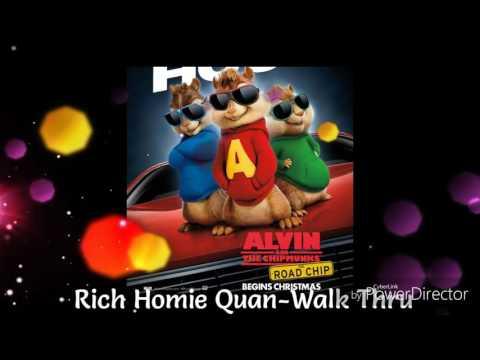 Rich Homie Quan-Walk Thru
