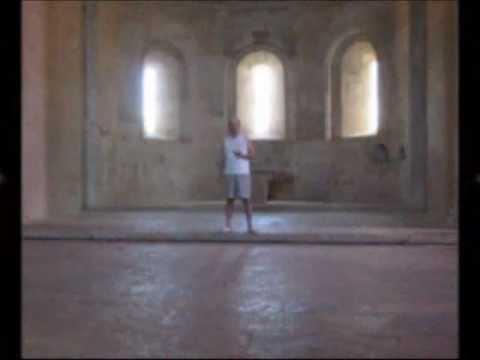 Chants Harmoniques - Emmanuel Comte - Sonologie 2012