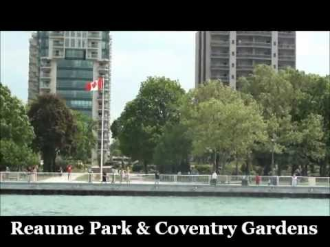 Windsor by Water Riverfront Tour