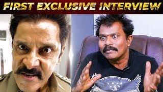 Saamy² HORROR Padama? - Director Hari Reveals | Chiyaan Vikram | SM 12