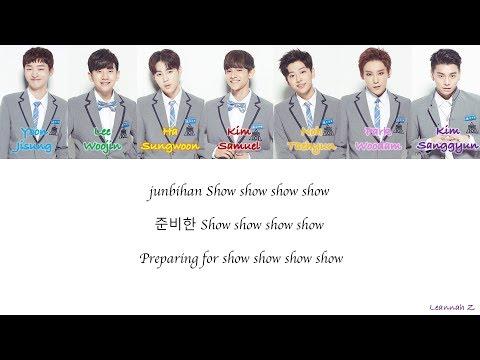 Produce 101- Showtime Preview Lyrics